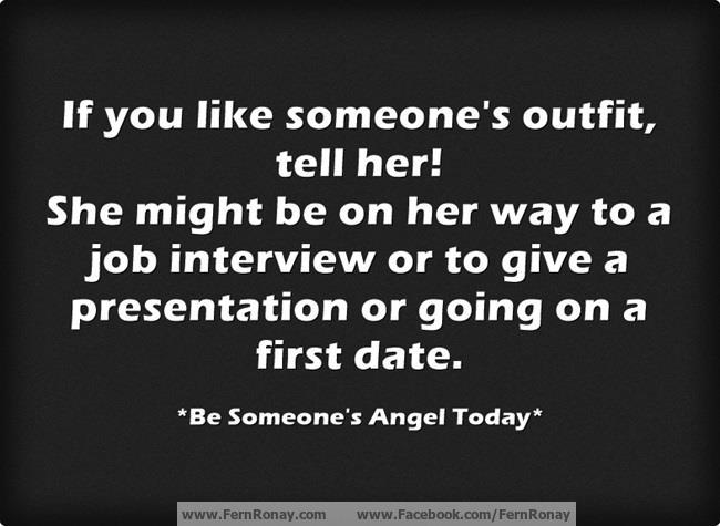 Be an angel - Fern Ronay